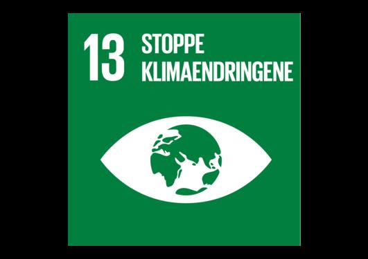 FNs bærekraftsmål 13 Stoppe Klimaendringene