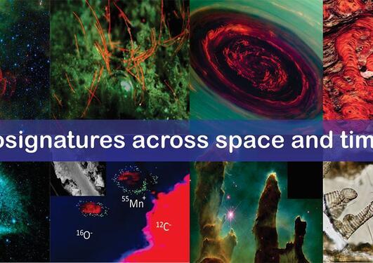 biosignatures astrobiology