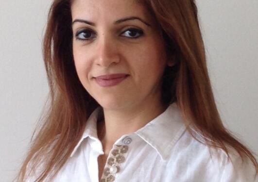 Portrait of Sura Aziz