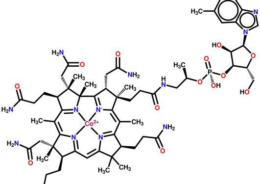 B12 (Colabamin) Illustrasjon