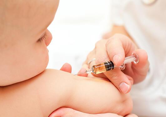 Illustrasjonsbilete: Vaksinering