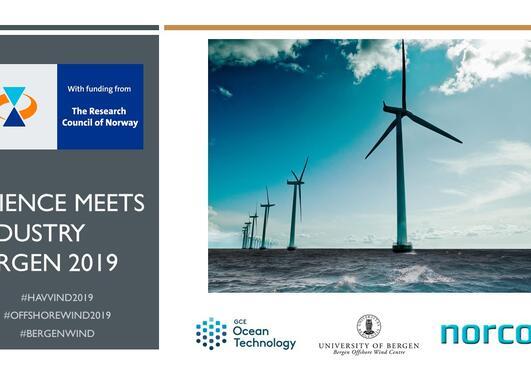 bakgrunnsbilde for konferansen Science Meets Industry Bergen 2019