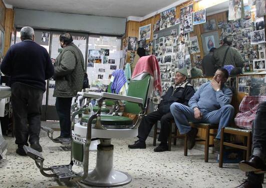 Barbereren