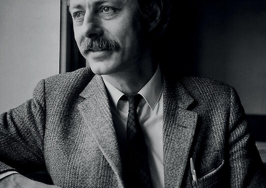 Professor Fredrik Barth