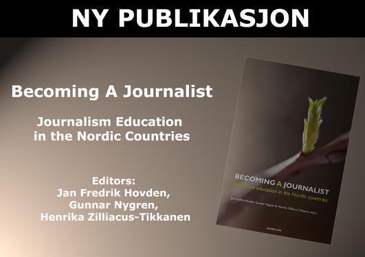 Becoming A Journalist