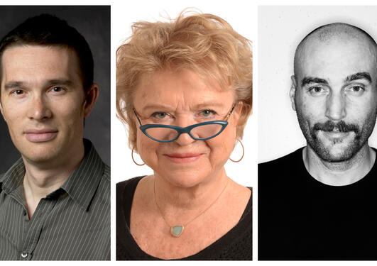 John van Reenen, Eva Joly og Joachim Dyfvermark