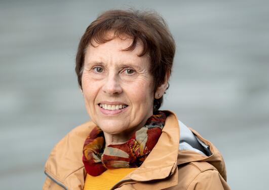 Professor Bente Moen