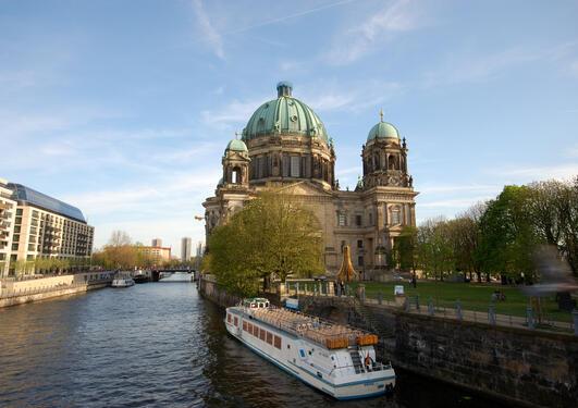 Katedralen i Berlin