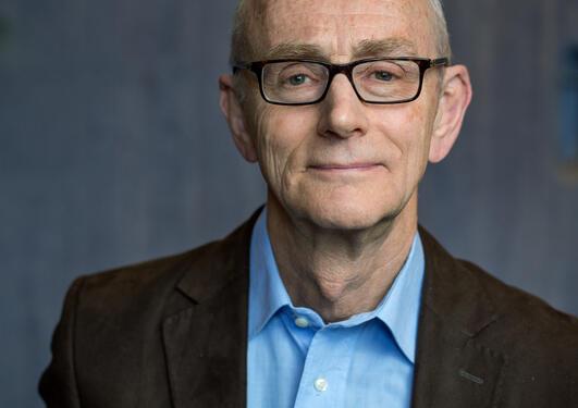 Portrett av Jan Fridtjof Bernt