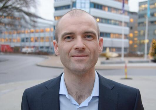 Researcher Stian Knappskog, Department of Clinical Science, University of Bergen.