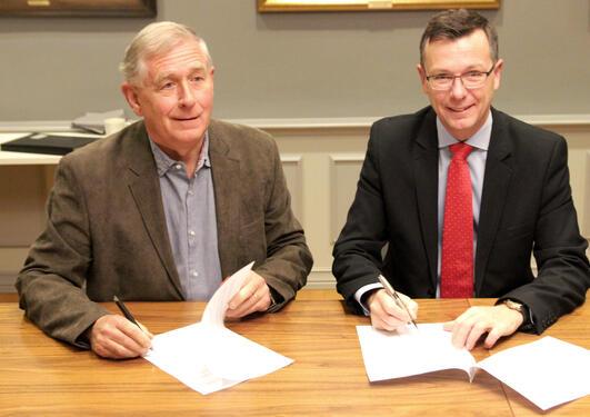 BFS signering