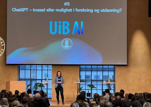 Tidlegare student Erik Søyland