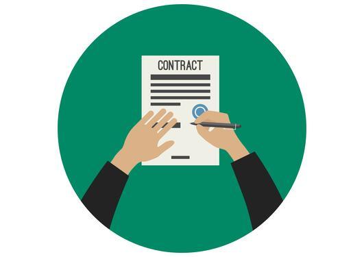 Setting up a framework agreement