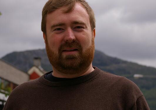 Bilde av Morten-Christian Bernson