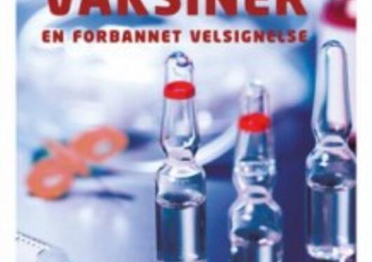 Cover - Vaksiner bok, Bjarne Bjorvatn