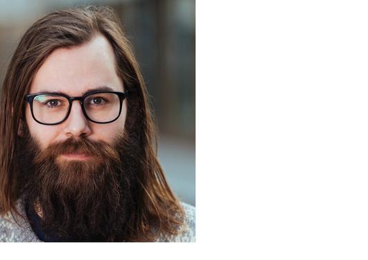 Portrettbilde av Bjarte Johansen
