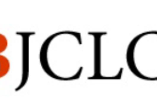 Logoen til Bergen Journal of Criminal Law and Criminal Justice.