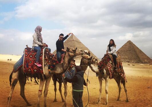 Pyramidene i Giza