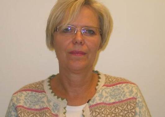 Portrett av professor Anne Marit Blokhus
