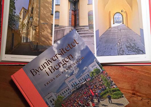 Byuniversitetet i Bergen - Freda og i full vigør