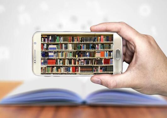 Mobile and books