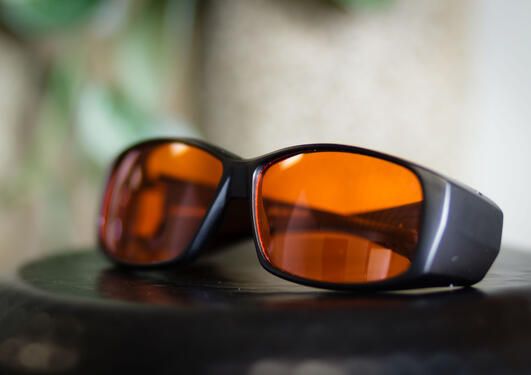 Oransjebriller