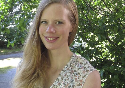Portrettfoto Karina Bringedal