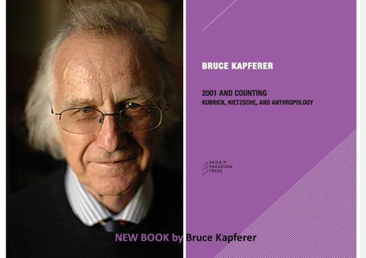 bruce kapferer and book