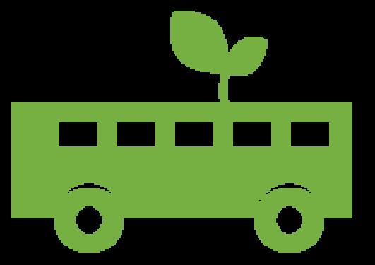 Tegning av en buss