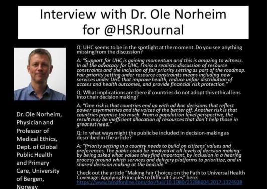 Published at HSR Journal