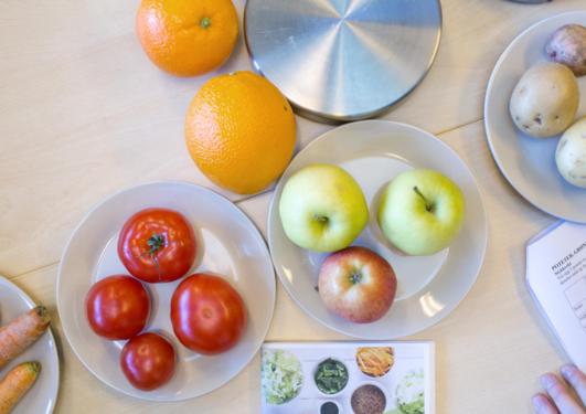 Mat og vekt