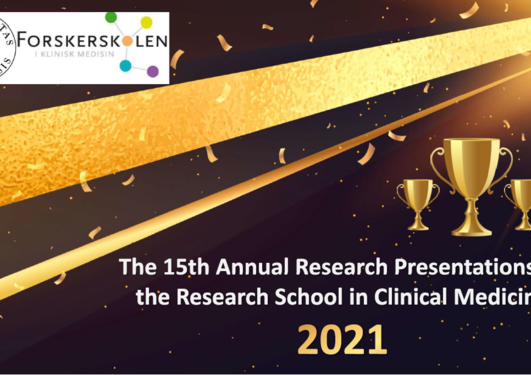 Winners of The Annual Research Presentations 2021