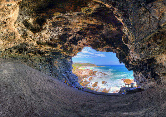 Blombos Cave
