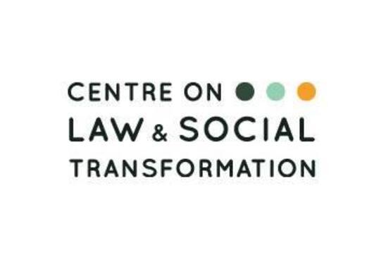 Centre on Law & Social Transformation logo