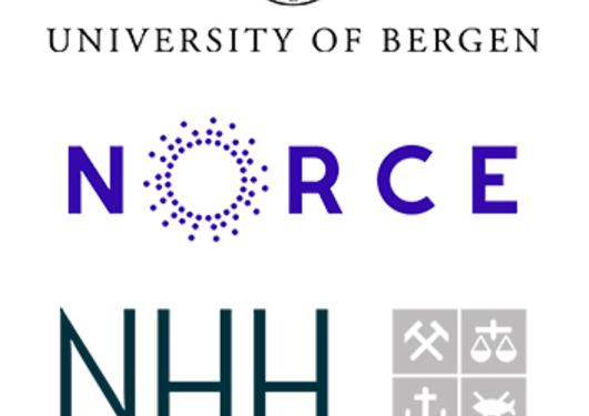 Logos: UiB, NHH & Norce