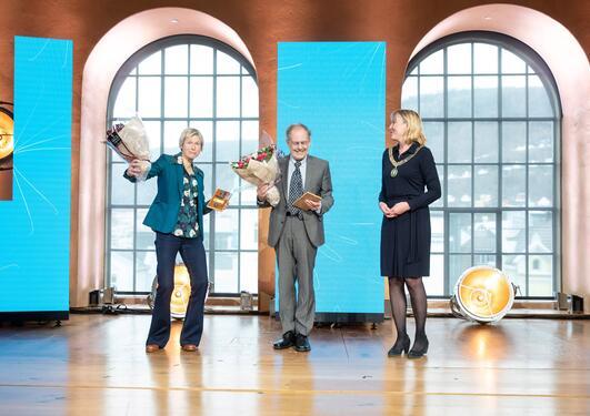 Christieprisen 2021 til Eide og Akselberg