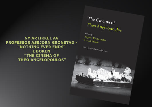 The Cinema of Theo Angelopoulos,