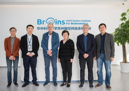 Research Collaboration with Suzhou Institute for Brainsmatics