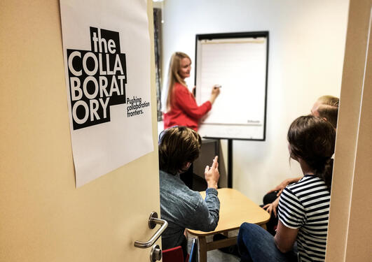Welcome to the Collaboratory!