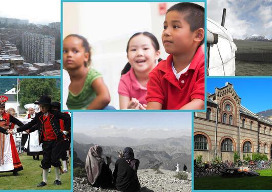 Collage videreutdanning i sosialantropologi