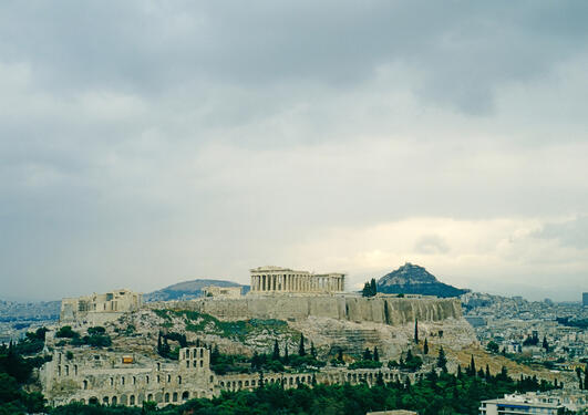 Photo of Acropolis in Athens