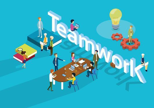 Teamwork - Colourbox
