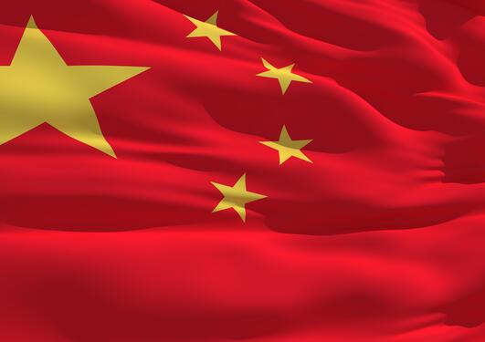 Det kinesiske flagget