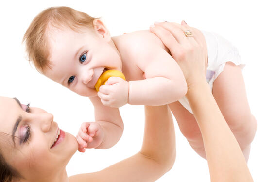 Statsfinansiert babykos?