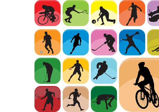 Bilde viser forskjellige aktiviteter