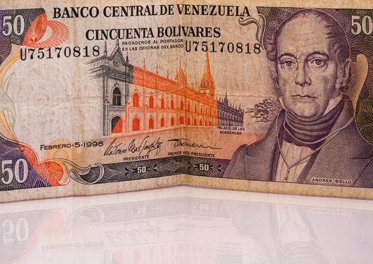 Venezuela seddel