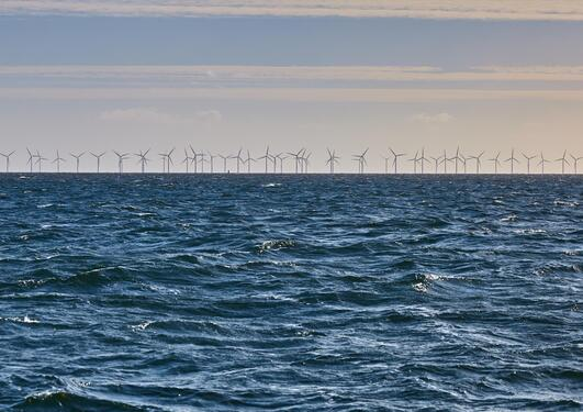 Offshore wind installation