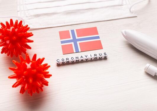 Norge koronavirus