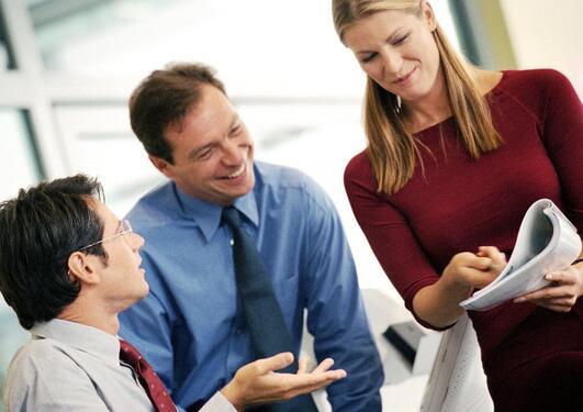 Bildet viser dialog