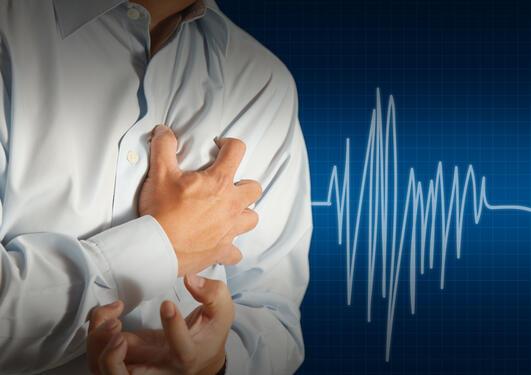 Illustrasjonsbilde hjerteinfarkt